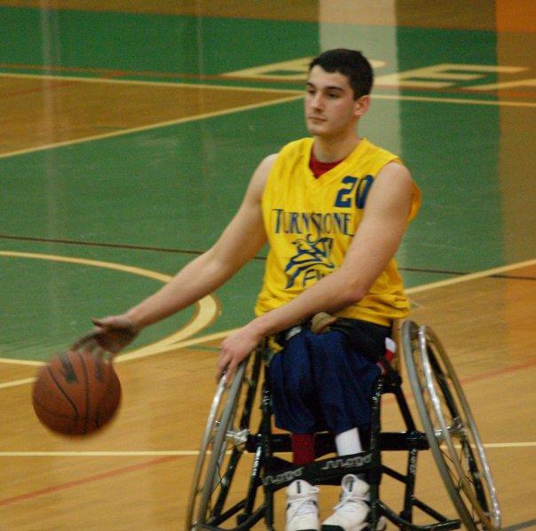 Uno Wheelchair College Tournament: ActiveAdaptive.com
